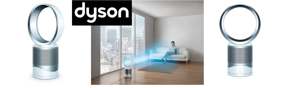 dyson pure cool link tisch luftreiniger und ventilator speziell f r allergiker hepa filter. Black Bedroom Furniture Sets. Home Design Ideas