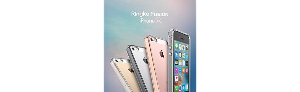 Ringke Fusion for Apple iPhone SE