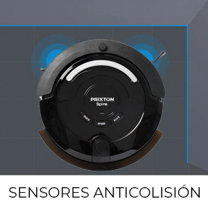 PRIXTON Spire 916 - Robot Aspirador/Robots Aspiradores Fregasuelos ...