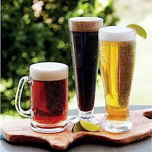GET Beer Barware