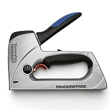surebonder, staple gun, stapler, arrow, t50, trigger fire, 5690