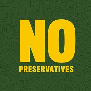 Inga konserveringsmedel