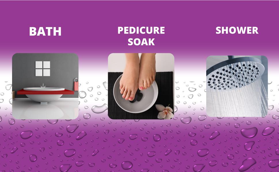 bath salt, body soak, natural lavender bath salt, natural salt,