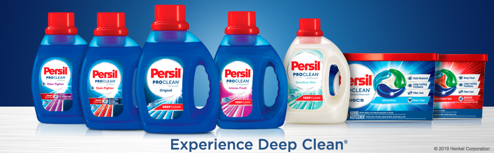Persil Laundry Products