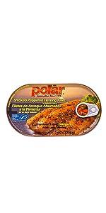 Smoked peppered herring mw polar