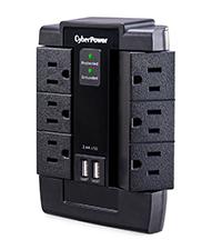 CyberPower CSP600WSU Surge Protector