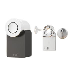 nuki smart lock bridge fob iphone elektronischer türöffner automatisches türschloss smartlock