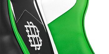 Lleva tu beticismo, tu sentimiento y la fidelidad a las 13 barras a otro nivel con la silla oficial del Real Betis Balompié. Una afición como esta sólo ...