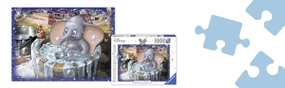 Jigsaw Puzzles, Adult Puzzles, 1000 piece puzzles, Disney, Ravensburger puzzles