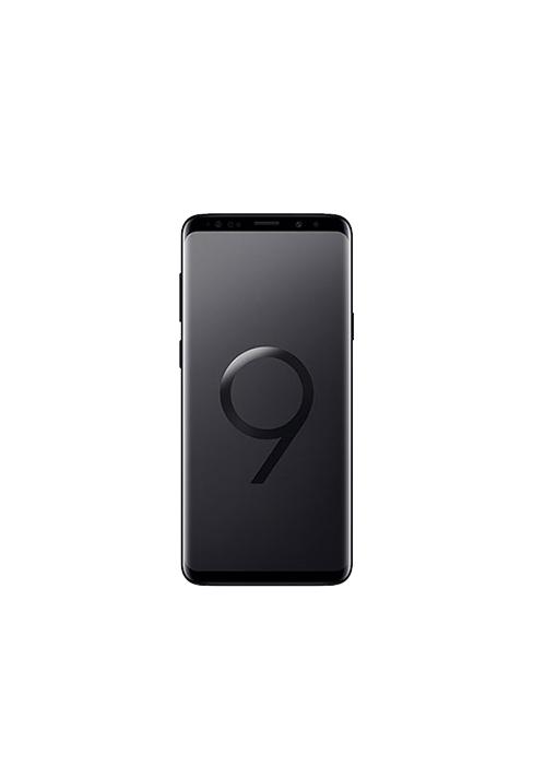Galaxy S9+ schwarz