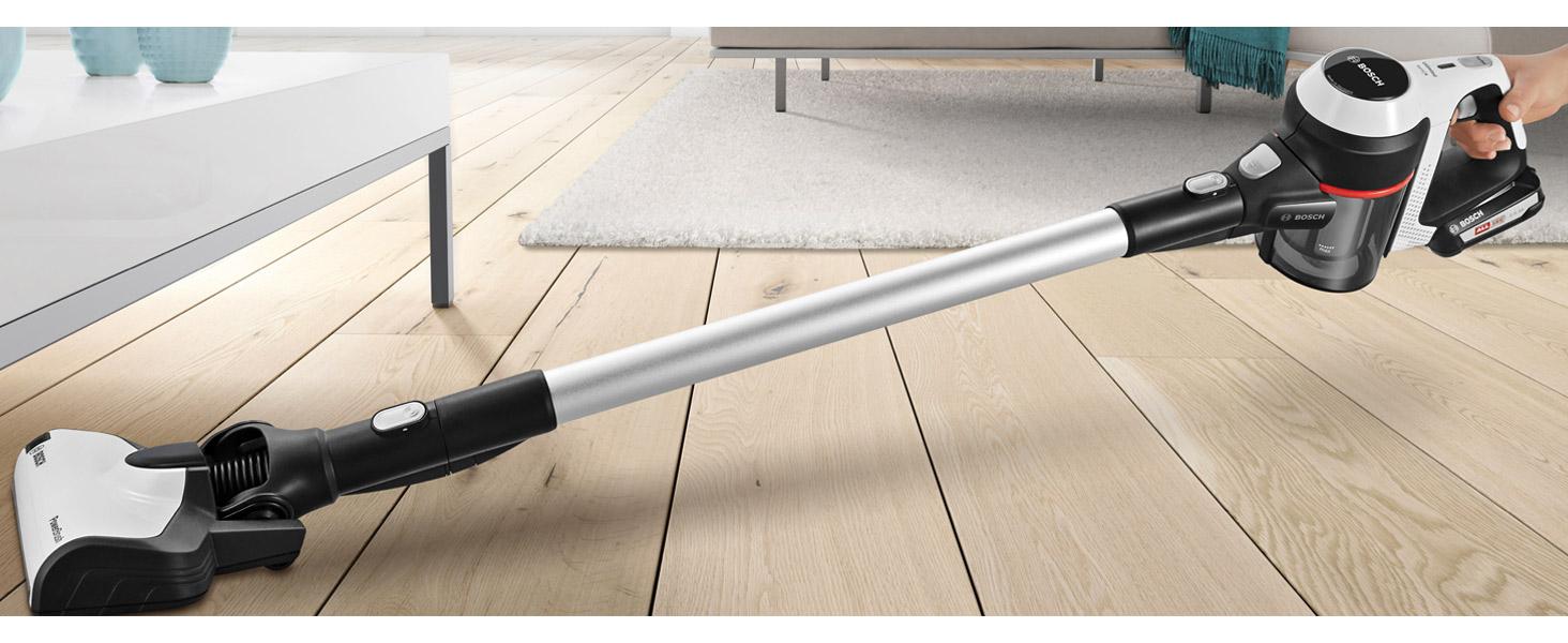 Bosch Unlimited Serie 6 BCS611AM - Aspirador escoba sin cable ...