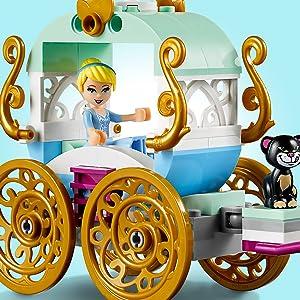 LEGO, Disney, Cinderella