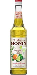 Monin Mixer Alcohol Bar Bartender Home Easy Simple Consistent Recipe Drink Syrup Create