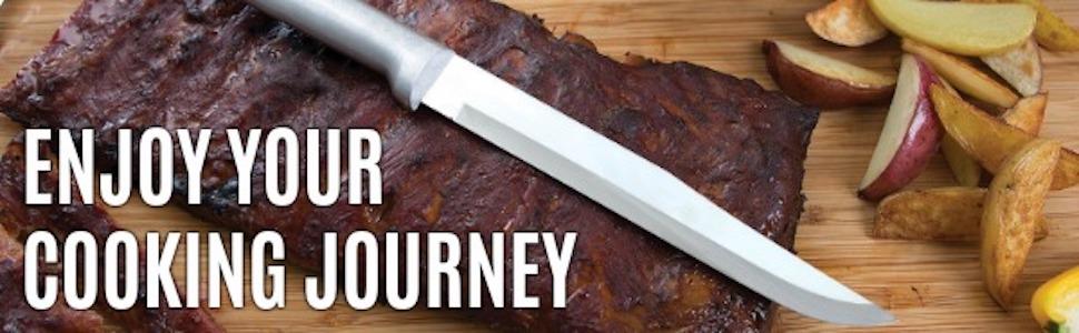 Amazon.com: Rada cubertería Slicer cuchillo, fabricado en EE ...