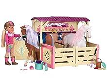 Glitter Girls 14-inch dolls 14-inch doll accessories 14-inch horses my glitter girls.com