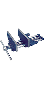 GROZ Heavy Duty 9-inch Woodworking Vise
