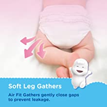 Prevent Leakage Diaper