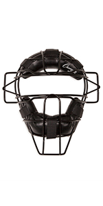 Champion Sports Extended Throat Guard Adult Catcher's Mask BM21