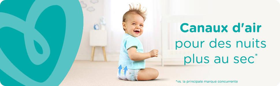 Pampers - Baby Dry - Couches