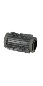 Carro · Cepillo especial para gresite · Filtro para residuos muy finos · Filtro para residuos pequeños · Filtro para residuos grandes