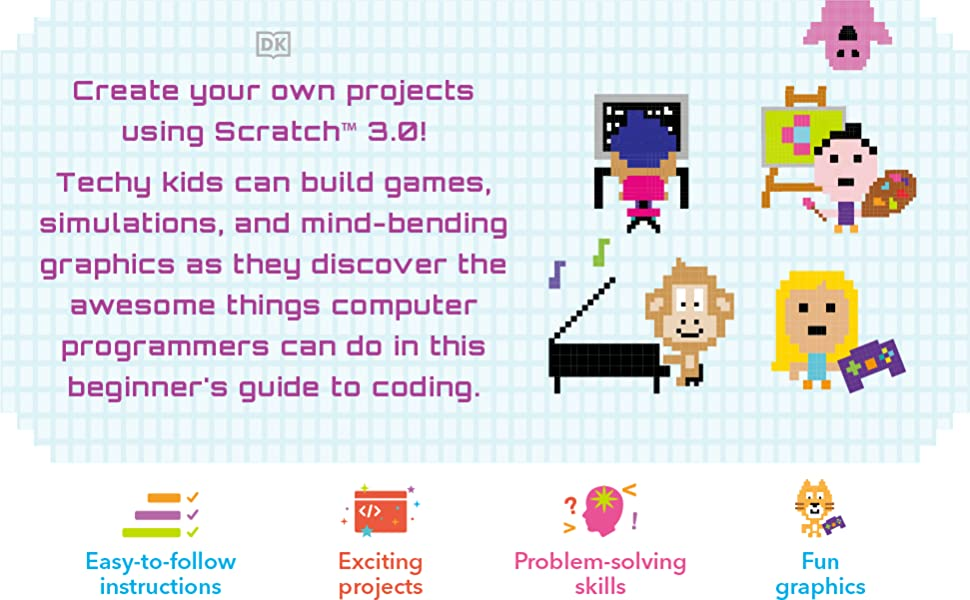 coding projects using scratch