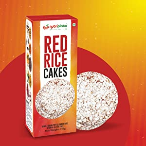 Red Rice Cakes