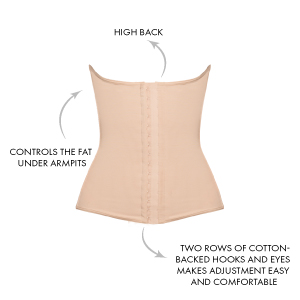 ad50bf21d8 Annette Women s Cinturilla Waist Cincher at Amazon Women s Clothing ...