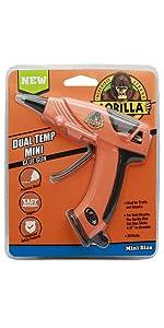 Gorilla Dual Temperature Hot Glue Gun