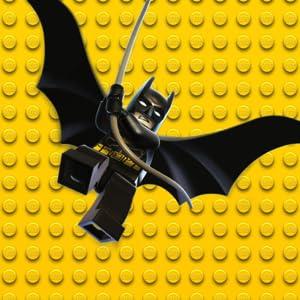 Lego batman BATMAN super héro