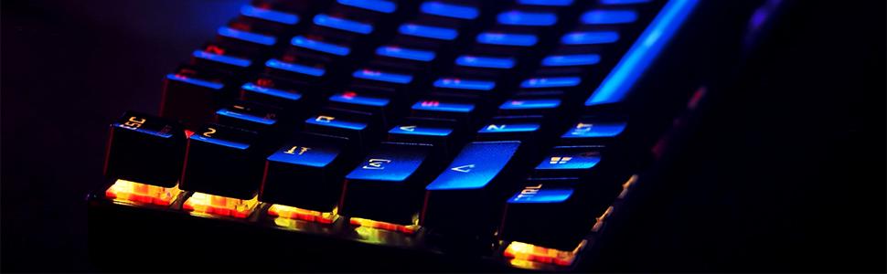 AUKEY KM-G3 RGB Gaming Keyboard
