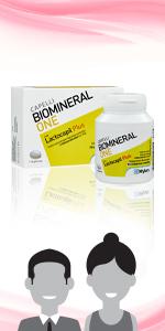 Biomineral compresse