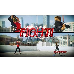 Dojo Battle; dojo group game; group ninja game