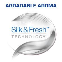 Gracias a la tecnología Silk&Fresh, las cremas depilatorias Veet Men tienen un agradable aroma.