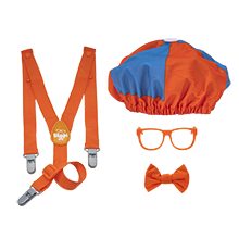 be like blippi accessories