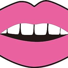基本の口の形