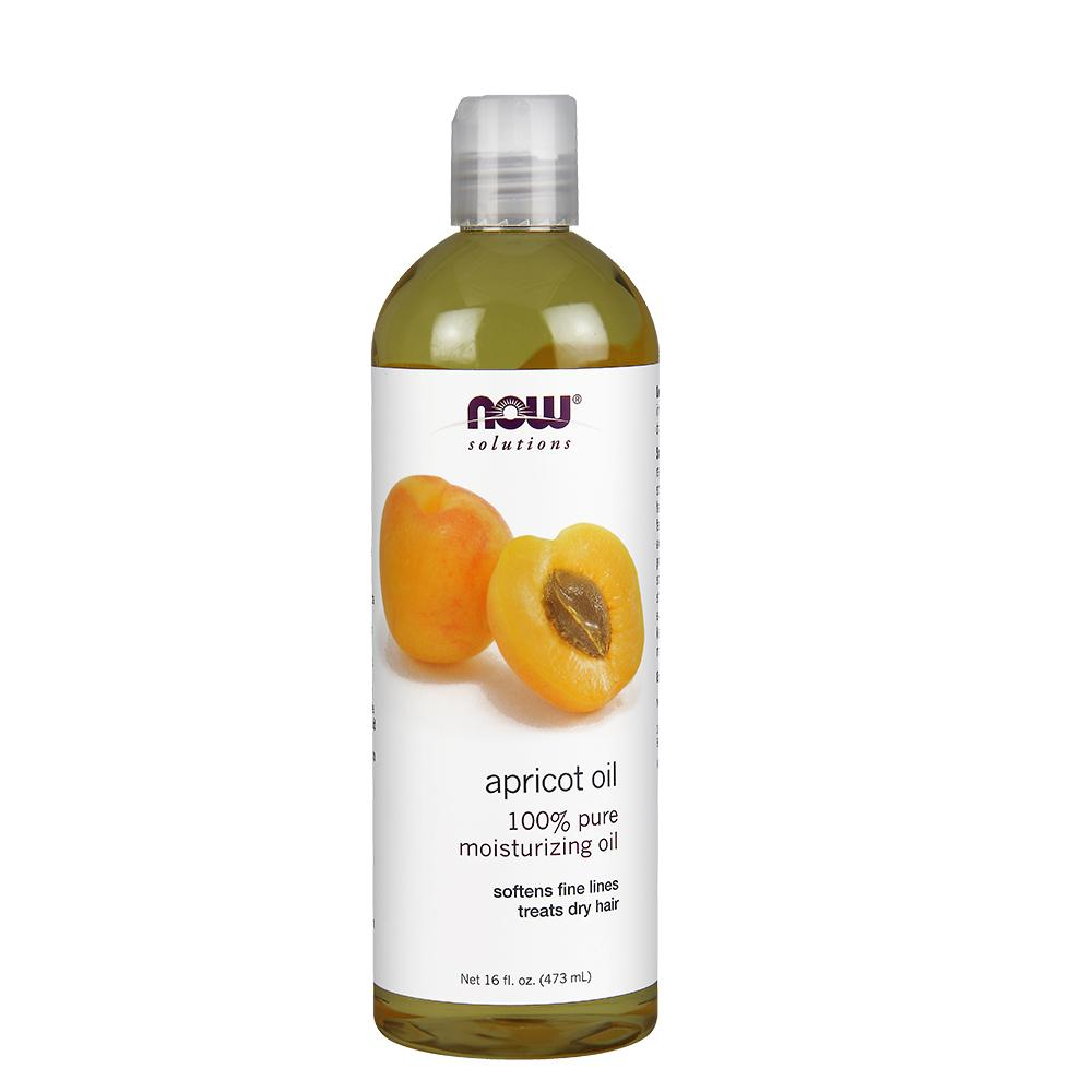 amazon com now apricot kernel oil 16 ounce health u0026 personal care