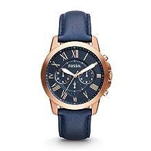 FS4835 fossil grant mens watch