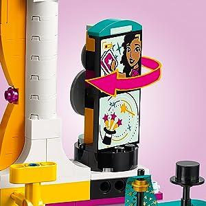 LEGO magic drums