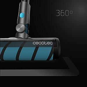 Cecotec Aspirador motor digital Congal RockStar 500 Ultimate ...