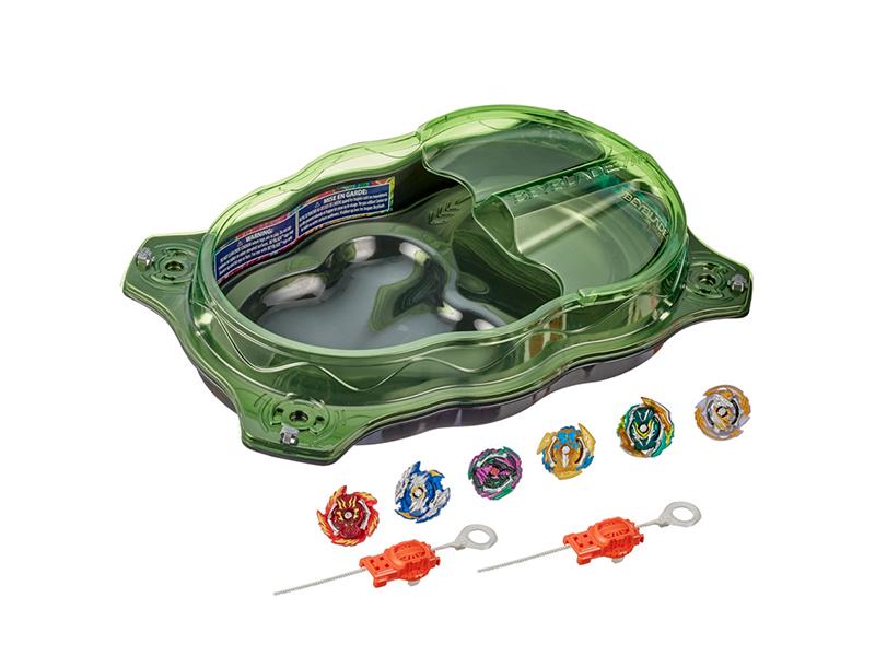 Beyblade Hypersphere Extreme Challenger Battle Set