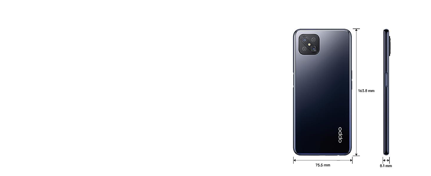 OPPO Reno4 Z 5G Design