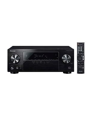 pioneer, vsx-531, receiver, bluetooth, hdmi, HD, 4K, DAB, FM