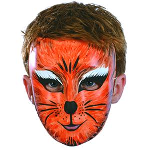Create a Tiger Mask