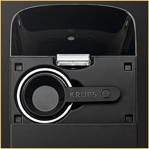 rangement integre krups XP344010 machine expresso calvi café
