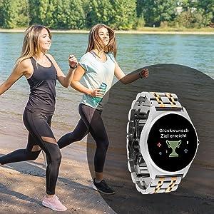 Fitness tracker, X-WATCH, X WATCH, Sport Watch