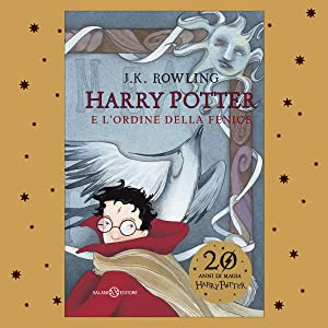 JK Rowling, Harry Potter, anniversario, 20 anni, magia,
