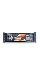 CHOC/ CARAMEL DUO BAR