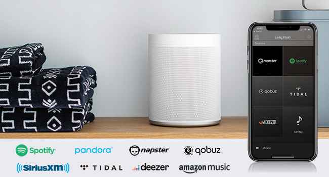 Music Streaming, Amazon Music, Wi-Fi, Alexa, streaming