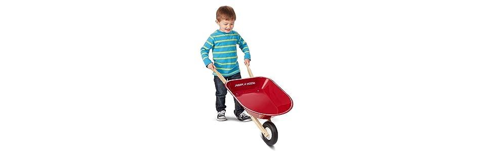 Radio Flyer Kid S Wheelbarrow