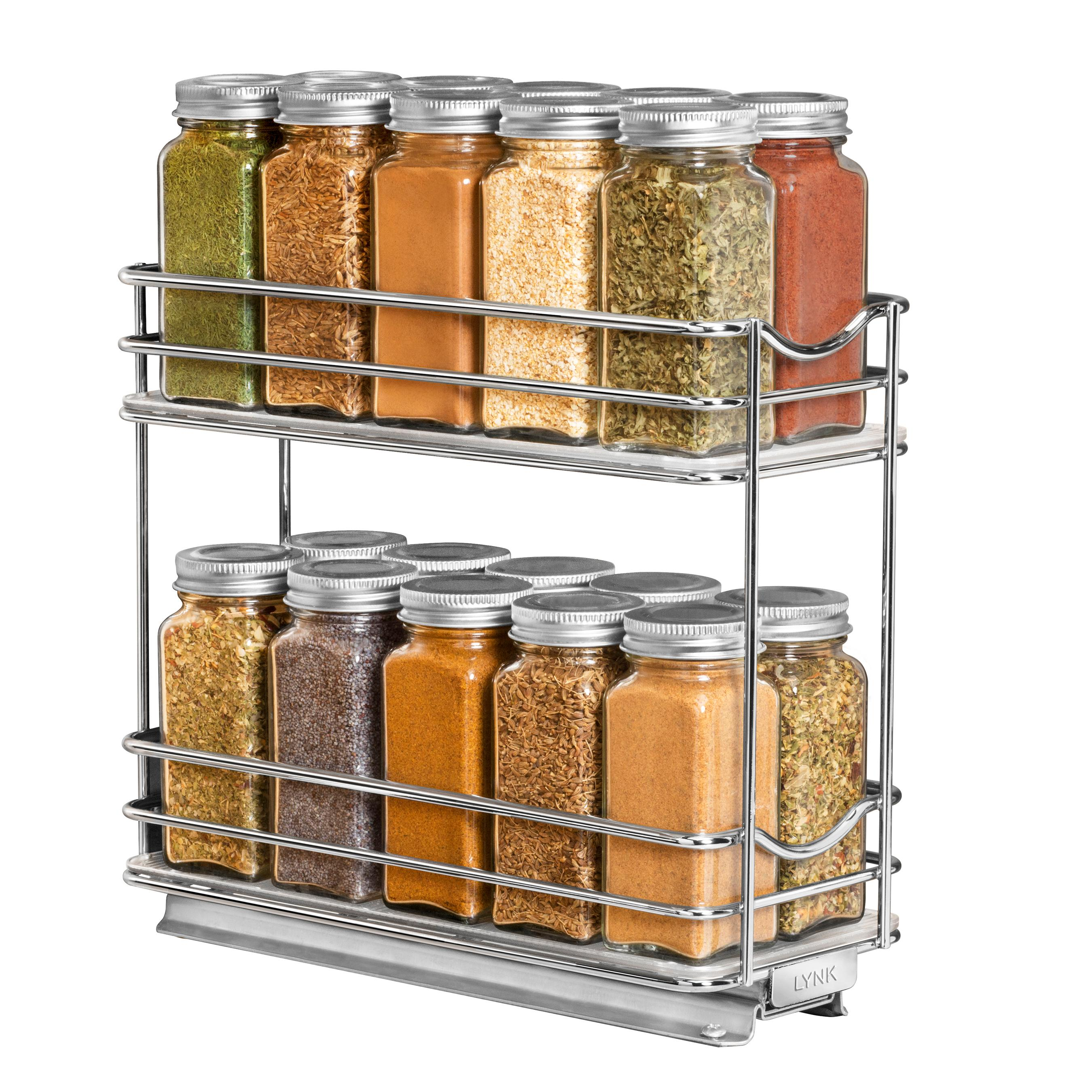 Lynk Roll Out Cabinet Organizer: Lynk Professional Roll Out Under Sink Cabinet Organizer